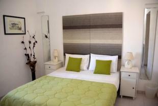 Bedroom 1 in Apartment 1