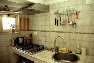 Kitchen in Apartment 2