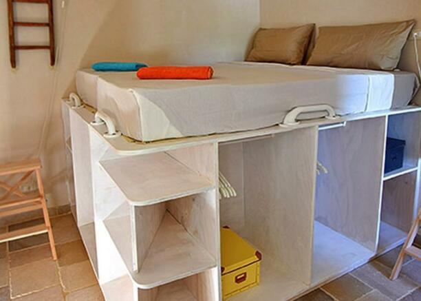 Annexe trullo bedroom 2