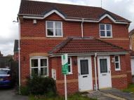 2 bedroom semi detached home to rent in The Pastures...