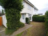 semi detached house to rent in Towle Road New Parks...
