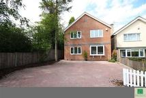 Detached home in Park Avenue, Markfield...