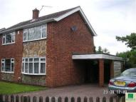 3 bed semi detached property in Bursdon Close, Glenfield...