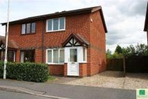 2 bed semi detached house to rent in Kinross Way...