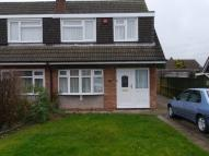 3 bedroom semi detached home to rent in Amanda Road, Leicester...