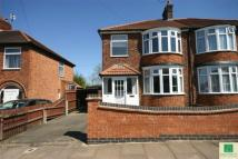 3 bedroom semi detached house in Parvian Road...
