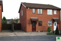 semi detached home in Kinross Way, Hinckley...