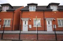 Terraced house in Roseberry Rd...