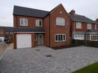 4 bed Detached home in Sapcote Road, Burbage...