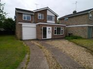 4 bedroom Detached house to rent in Brookfield Way, Kibworth...