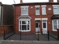 3 bed semi detached house in Melbourne Road, Ibstock...