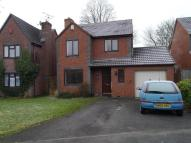 Detached property in Westminster Drive...