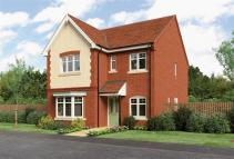 new home for sale in Gorsey Lane, Wythall...