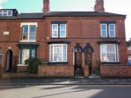 Terraced home in Toothill Road...