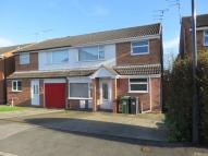 4 bed semi detached property to rent in Markham Drive Whitnash