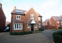 Detached property for sale in Thame, Oxfordshire