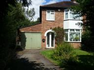 Wentworth Road semi detached house to rent