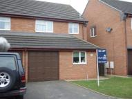 3 bedroom semi detached property in Briar Court...