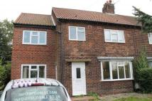 property to rent in The Crescent, Riccall, YO19 6PL