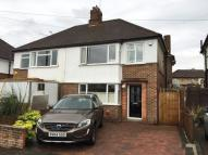 Mayfield Drive semi detached property to rent