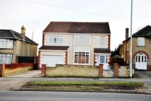 Detached home for sale in Moredon Road, Swindon