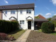 semi detached property in May Close, Swindon