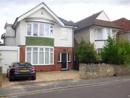 Detached house in Talbot Hill Road...