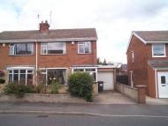 3 bedroom semi detached home in 7 Bramlyn Close Clowne...