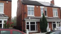 3 bedroom semi detached property to rent in 8 South View Worksop...