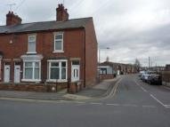 End of Terrace home in 38 Stubbing Lane Worksop...
