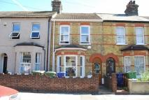 Terraced house in Parker Road, Grays, Essex
