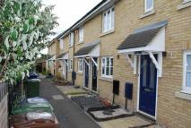 Terraced home for sale in Hawkins Drive...