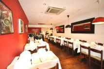 Restaurant in Camden High Street to rent