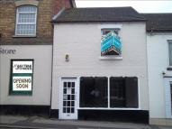 Shop to rent in 11 Church Street...