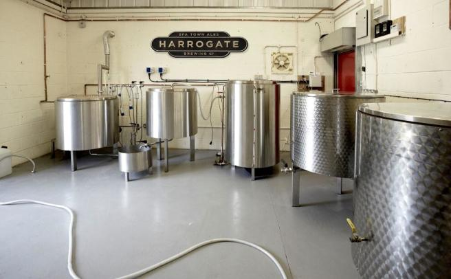 fitted as brewery