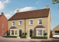 new home for sale in Potton Road, Biggleswade...