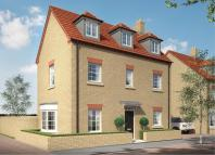 new house in Potton Road, Biggleswade...