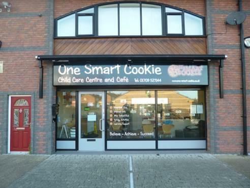 Retail Unit Exterior