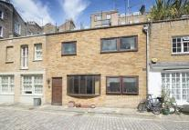 Mews for sale in SMALLBROOK MEWS, W2
