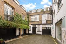 Mews for sale in Bourlet Close, Fitzrovia...