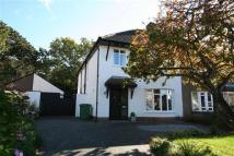 4 bed semi detached home in Rookwood Avenue...