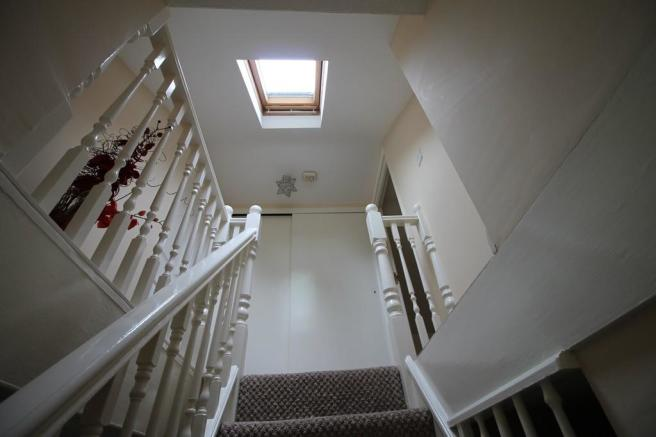 First Stairwell