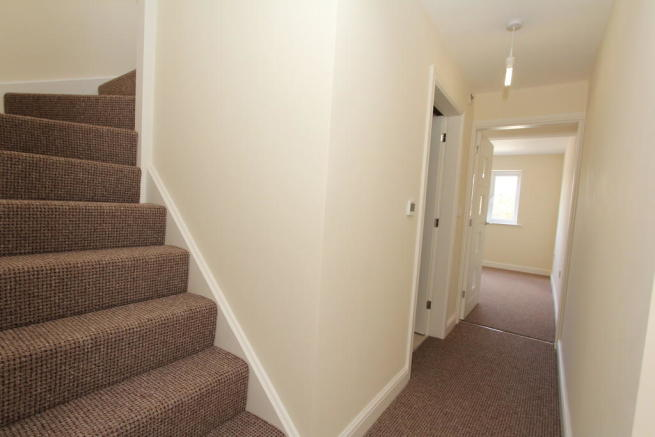 Stairs & Hall