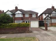 semi detached home in Clive Road, Harborne...