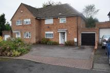 TENNAL DRIVE semi detached property to rent