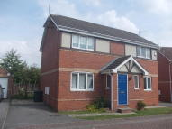 2 bedroom semi detached property to rent in Larkhill Close, Parkgate