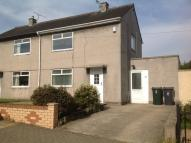 2 bedroom semi detached house in Warris Close...