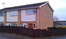 2 bedroom semi detached home in Strauss Crescent, Maltby
