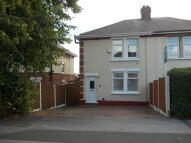 semi detached house in St Marys Road, Rawmarsh