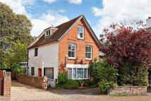 Detached house in South Street, Emsworth...